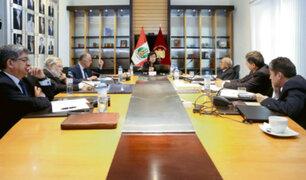 Vacancia: TC debatirá demanda competencial el 19 de noviembre