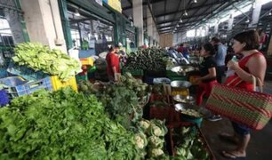 Aumento del precio en hortalizas se debe un paro en el interior del país, según EMMSA