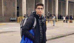 Saldrá libre joven que agredió a congresista Ricardo Burga