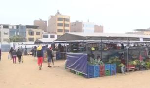 """Faltan servicios básicos en mercado """"Tierra Prometida"""", según comerciantes"""