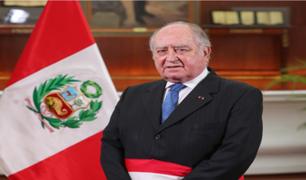 Conozca la trayectoria política de Ántero Flores-Aráoz