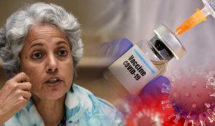 OMS: 70% de la humanidad deberá vacunarse para garantizar el fin de la pandemia