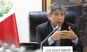 José Arista Arbildo: ¿Quién es el voceado nuevo ministro de Economía?