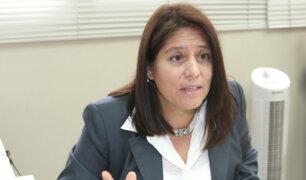 Delia Muñoz juró como nueva ministra de Justicia