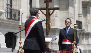 Gabinete Flores-Aráoz: Gastón Rodríguez es el nuevo ministro del Interior