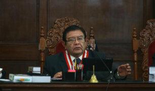 JNE: Jorge Salas Arenas fue designado como presidente del organismo electoral