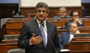 Sheput cuestiona protestas contra Gobierno de Manuel Merino por cierre de negocios