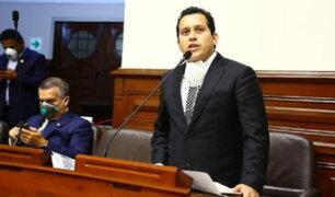 Luna Morales dejaría comisión encargada de seleccionar a miembros del TC, según Rolando Ruiz