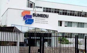 Sunedu: Ni Telesup ni ninguna universidad denegada tendrán segunda oportunidad