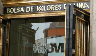 Bolsa de Valores de Lima comienza a recuperarse