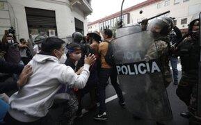 ONU sobre protestas en Perú: Reuniones sólo pueden ser dispersadas en casos excepcionales