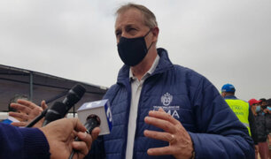 """Muñoz sobre protestas: """"Rechazo tajantemente agresiones, vengan de quien vengan"""""""