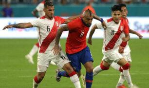 Perú vs. Chile EN VIVO: Bicolor perdió 2-0 por la fecha 3 de las Eliminatorias Qatar 2022