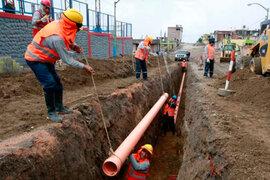 Bagua: Ministerio de Vivienda reinicia obras de agua potable