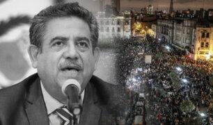Manuel Merino: Fiscalía de la Nación declaró compleja investigación en su contra