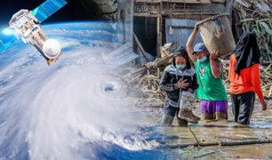 """En Filipinas el tifón """"Vamco"""" deja más de 50 muertos"""