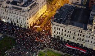 Publican lista de manifestantes 'no ubicados' tras la segunda Marcha Nacional