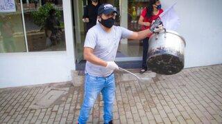 Hablan las calles: ni bien renunció Merino, retumbaron cacerolazos en diferentes partes del Perú