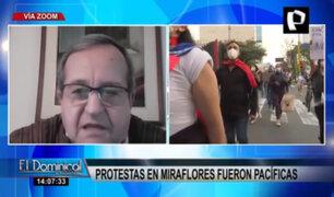 Alcalde de Miraflores espera que el Congreso elija bien al sucesor de Merino