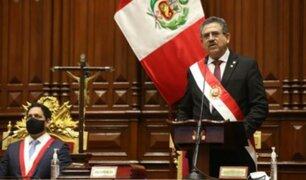 Congreso aceptó renuncia de Manuel Merino de Lama