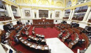 Congreso: retiran segunda lista de candidatos a la Mesa Directiva