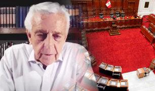 """Raúl Ferrero Costa: """"Debemos esperar la resolución y confiar en el Tribunal Constitucional"""""""
