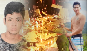 Familiares de jóvenes que fallecieron en la segunda Marcha Nacional exigen justicia