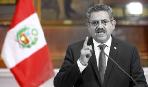Presidente de lunes a domingo: la caída de Manuel Merino de Lama