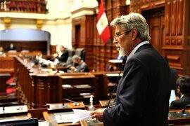 Francisco Sagasti asumirá la presidencia del Perú hoy a las 4 de la tarde