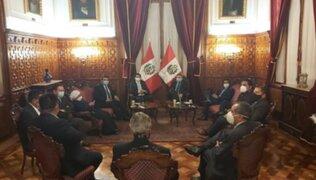 Consejo de la Prensa Peruana solicitó que Junta de Portavoces sea transmitida en vivo