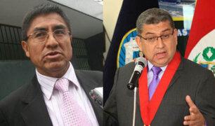 Caso Cuellos Blancos: PJ prorroga por ocho meses investigación contra Hinostroza y Ríos