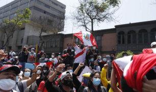 Fuero Militar Policial investiga presuntos actos de violencia de los efectivos en las protestas