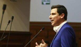 Vocero de APP pide a presidentes de comisiones de su agrupación poner sus cargos a disposición