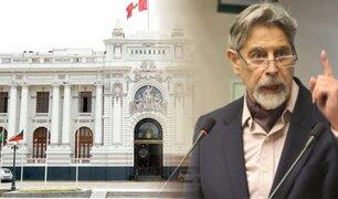 Francisco Sagasti será el nuevo presidente del Perú tras ganar elección en Mesa Directiva