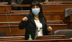 Vásquez: Eliminación de Inmunidad parlamentaria será prioritario en próxima legislatura