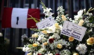 Familiar de joven fallecido durante marchas reveló que él recibió impactos de balas de plomo