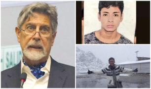 Sagasti pide perdón en nombre del Estado a familiares de jóvenes fallecidos y heridos
