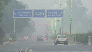 India: contaminación del aire llegó a niveles muy tóxicos tras celebración del Diwali