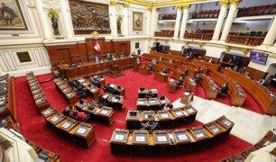 Pleno del Congreso aprobó la Ley de Presupuesto del Sector Público 2021