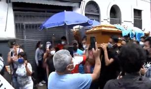 Familiares de jóvenes fallecidos en marchas piden que sus casos no queden impunes