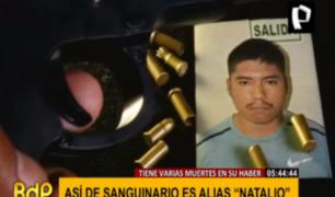 'Natalio': así cayó el sicario terror de Lima Norte