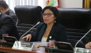 Caso 'Richard Swing': Fiscalía cita Patricia Balbuena, exministra de Cultura