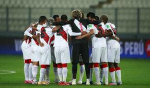 Perú vs. Argentina: alineación confirmada para partido en el Estadio Nacional