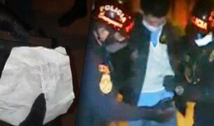 Cae peligroso sicario extranjero en el Callao