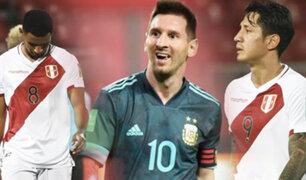 """Messi tras triunfo sobre Perú: """"Este es el camino que tenemos que seguir"""""""