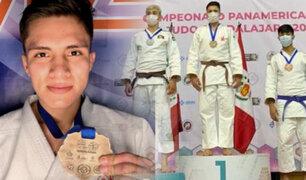 Judo: Peruano ganó oro en Panamericano de México