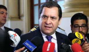 Luis Ibérico: Carmen Omonte nos aseguró que continuará integrando plancha de APP