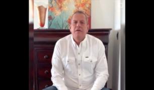 Miraflores: sujeto que insultó a repartidor pidió disculpas