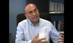 Waldo Mendoza: es imposible incrementar el sueldo de trabajadores agrarios a un 150%