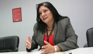 Nuria Esparch: Leyes que liberan fondos CTS y AFP aún no llegan al Consejo de Ministros